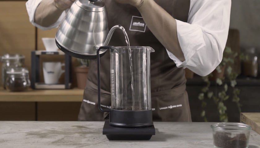 COFFEE PLUNGER ODER FRENCH PRESS